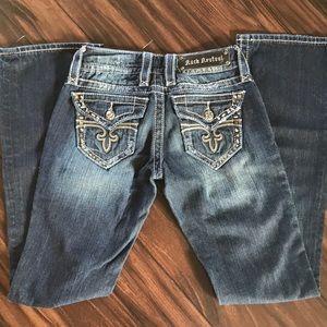 Rock Revival Noelle Easy Boot Jeans